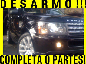 Completa O Partes Range Rover Sport Super Cargada 2007 Oport