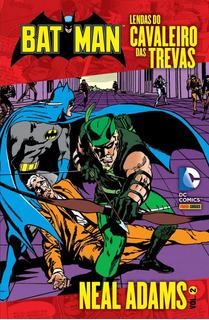 Batman Lendas Do Cavaleiro Das Trevas - Neal Adams 2