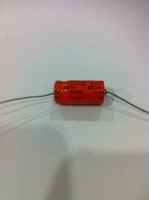 Cap.eletr 2,2x250v Ax 17mmx8mm Pacote C/100pçs