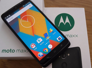 Motorola Maxx Novo