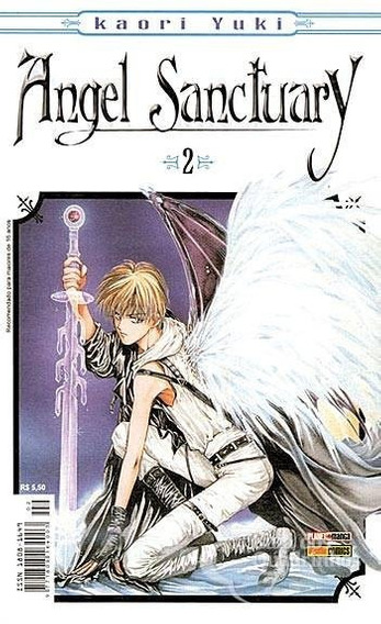 Mangá - Angel Sanctuary Completo 01 Ao 40