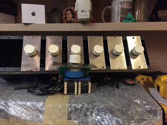 Atenuador De Volume Loud Vcs-80 80w (7x Promoção)