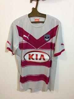 Camisa Bordeaux Puma Tam P