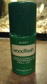 Desodorante Avon. (antigo)