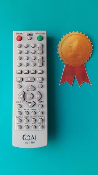 Controle Remoto Para Dvd Britania Image Fama3 / Compact Plus