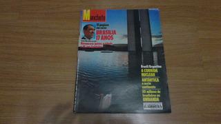 Revista Manchete # Número 1306 Ano 1977 # Ótimo Estado