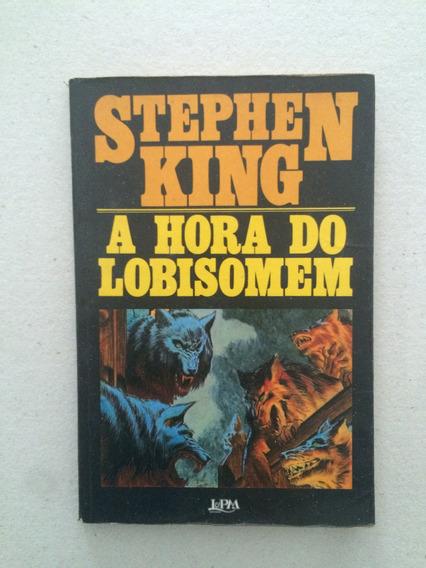 Livro Antigo - A Hora Do Lobisomem - Stephen King