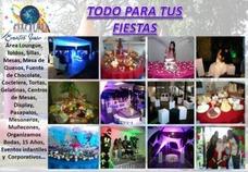 Fiestas Infantiles Mini Peluquería Spa Eventos Yaso.