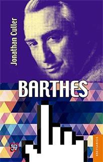 Barthes, Jonathan Culler, Ed. Fce