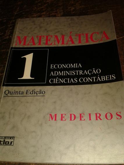 Matemática-ciências Contábeis/administração/economia