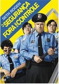 Dvd O Segurança Fora De Controle