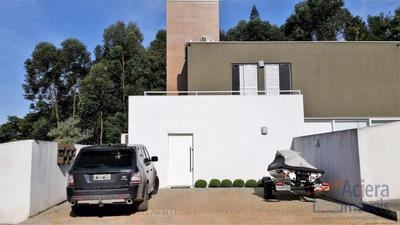 Residencial Vila Verde- Ótima Casa, Em Condomínio Fechado, Pequeno E Charmoso, Em Localização Privilegiada ! - Ca0910