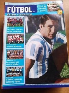 Futbol Historia Y Estadisticas 14 Gimnasia Y Esgrima Lp 1952