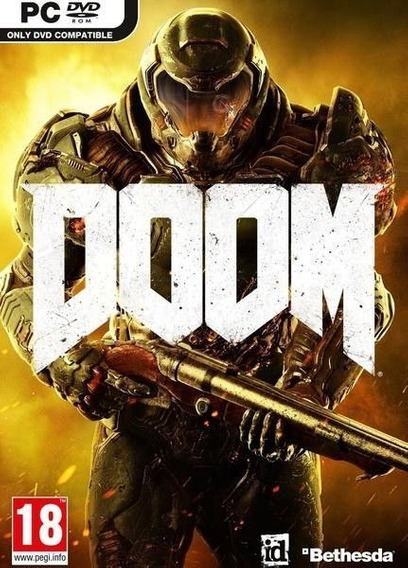 Doom 4 Dublado Em Portugues( Midia Digital ) Pc