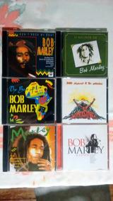 Pacote De6cds Bob Marley