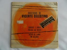 Vicente Celestino - Sangue E Areia (promo) - Compacto Ep 6