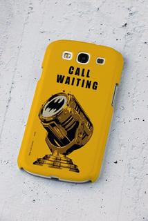 Capacelular Samsung Galaxy S3 Batman Chamada Em Espera