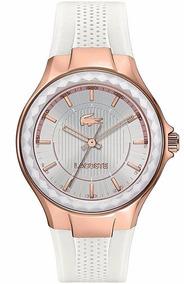 Relógio Original Lacoste Uhr Damenuhr 2000774 Acapulco Farbe