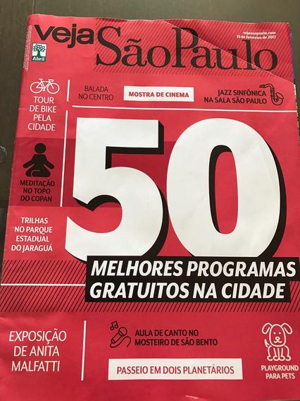 Veja São Paulo Fevereiro 17