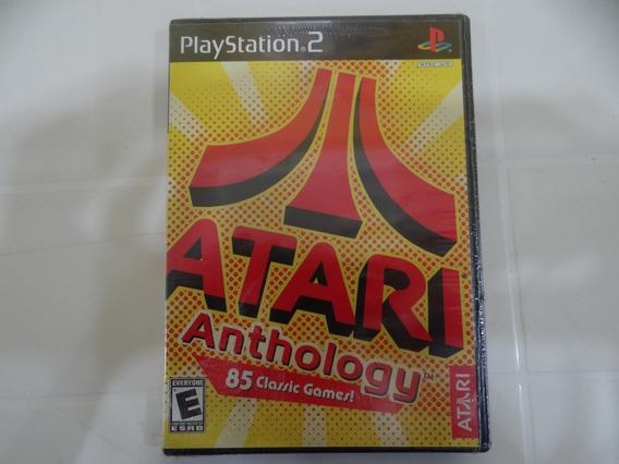 Atari Anthology - Ps2 - Lacrado!