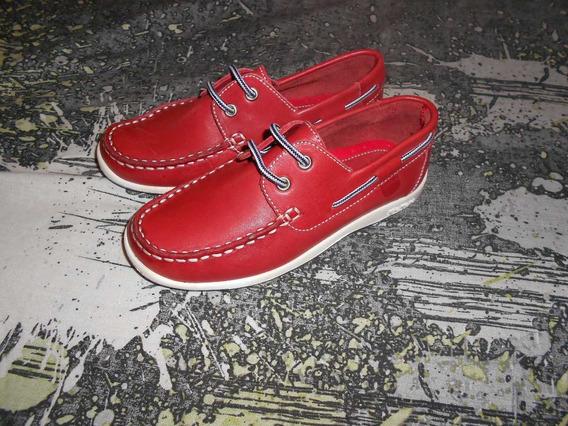 Zapatos Kickers Náuticos