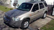 Vendo Ford Escape U.s.a. 4wd C/gnc 5ta G.