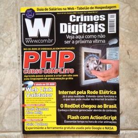 Revista Www.com.br N40 Php Curso Completo Crimes Digitais