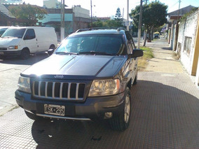 Jeep Grand Cherokee 2004 Crd Motor Mercedes Benz 2.7