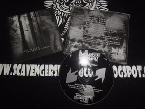 Cd Must Missa - Ma Ei Talu Valgust - Black Metal