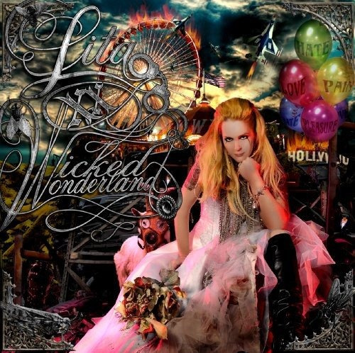 Cd : Lita Ford - Wicked Wonderland (bonus Tracks)