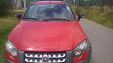 Camioneta Doble Cabina Fiat Strada Lockeraño 2010 Con 95000