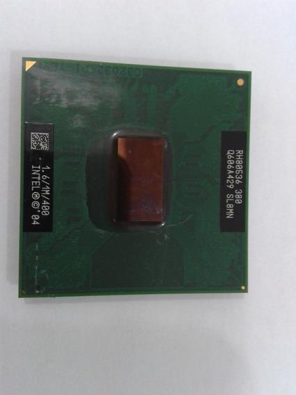 Processador Notebook Intel Celeron 1.6/1m/400 Rh80536 380