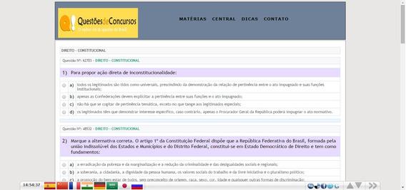 Site Php Com 119 Mil Questões De Concursos Públicos