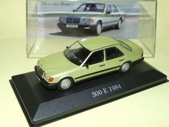 Mercedes Benz W124 300 E 1:43 Original Ixo
