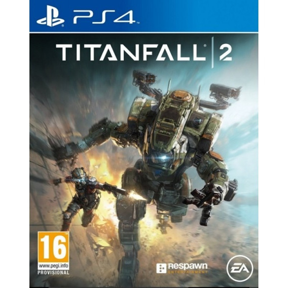 Titanfall 2 Ps4 Mídia Física Especial ( Pronta Entrega )