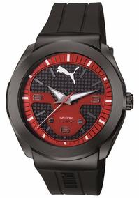 Relógio Puma 2 Anos Garantia 10 Atm 96254gppspu1 Nota Fiscal