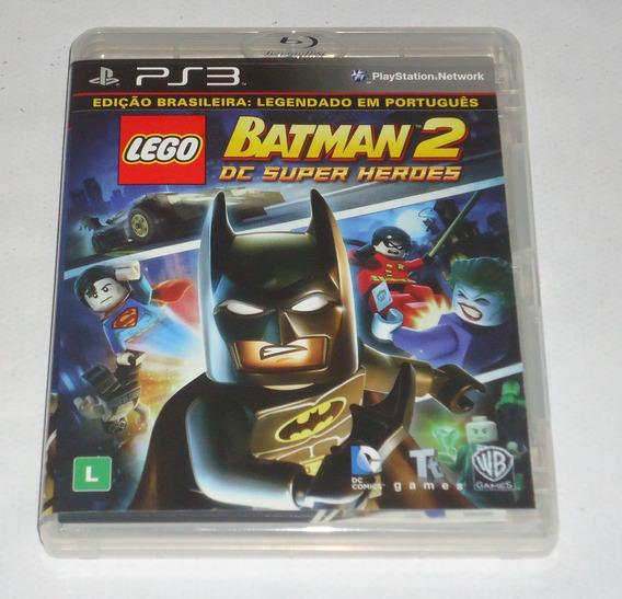 Lego Batman 2 Ps3 Leg Portugues ** Leia