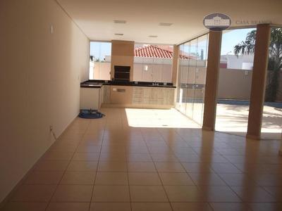 Sobrado Residencial Para Venda E Locação, Aeroporto, Araçatuba - So0037. - So0037