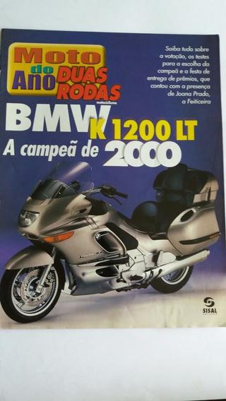Revista Duas Rodas N°300 Especial Bmw K1200lt