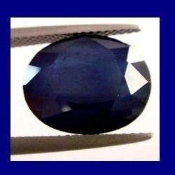 Zafiro Azul Natural 17.41 Quilates