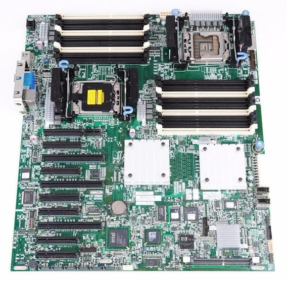 Placa Mae Hp Proliant Dl370 Ml370 G6 467998-001 606200-001