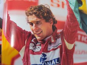 Ayrton Senna - Pra Sempre - Livro Novo !!!