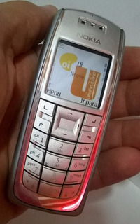 Celular Nokia 3120 Universitario Classico Reliquia