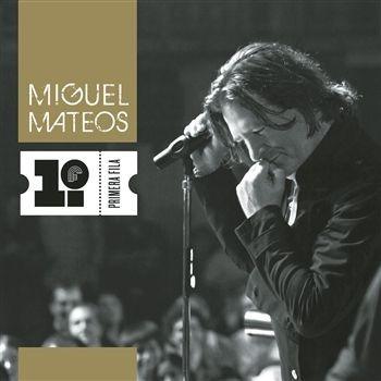 Cd Miguel Mateos Primera Fila Open Music Sy