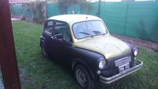 Fiat 600 Mod 71 Titular Papeles Al Dia