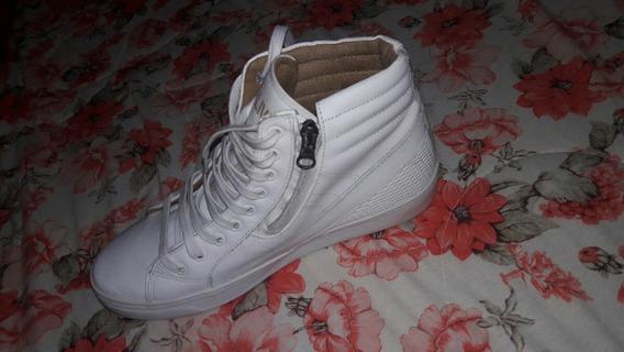 Tênis Live White Glory Style Branco!