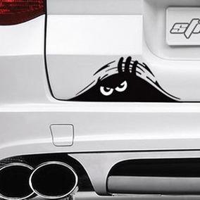 Adesivo Monstro 3d Carro Automotivo