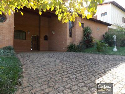 Casa Residencial Para Venda E Locação, Condomínio Portal De Itu - Itu/sp - Li2274