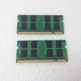 Memoria Notebook Dell 1525 Ddr2 4gb 2x 2gb