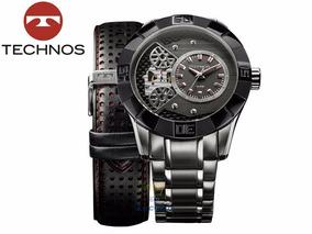 Relógio Technos 2039am/1p Lendas Do Podium Cacá Bueno